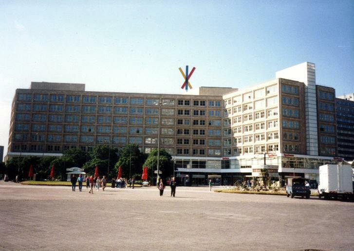 Alexanderplatz – 1997 – Alexanderhaus
