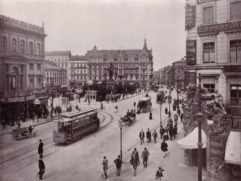 Alexanderplatz – 1903