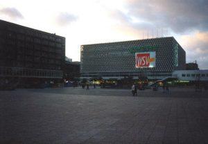 CENTRUM-Warenhaus als Galeria Kaufhof 1999