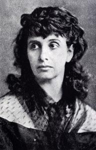 Porträt Hedwig Dohms