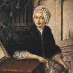Moses Mendelssohn – unbekannter Zeitpunkt – Fromet Mendelssohn geb. Gugenheim