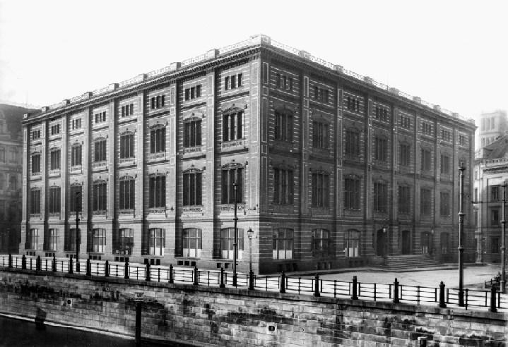 Bauakademie – 1905