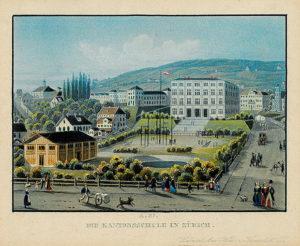 Kantonsschule in Zürich