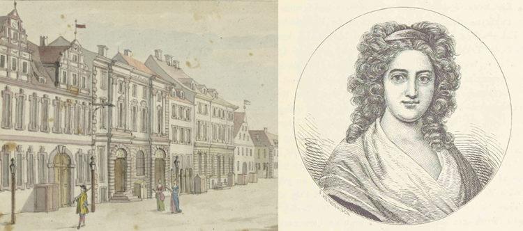 Henriette Herz & die Spandauer Straße