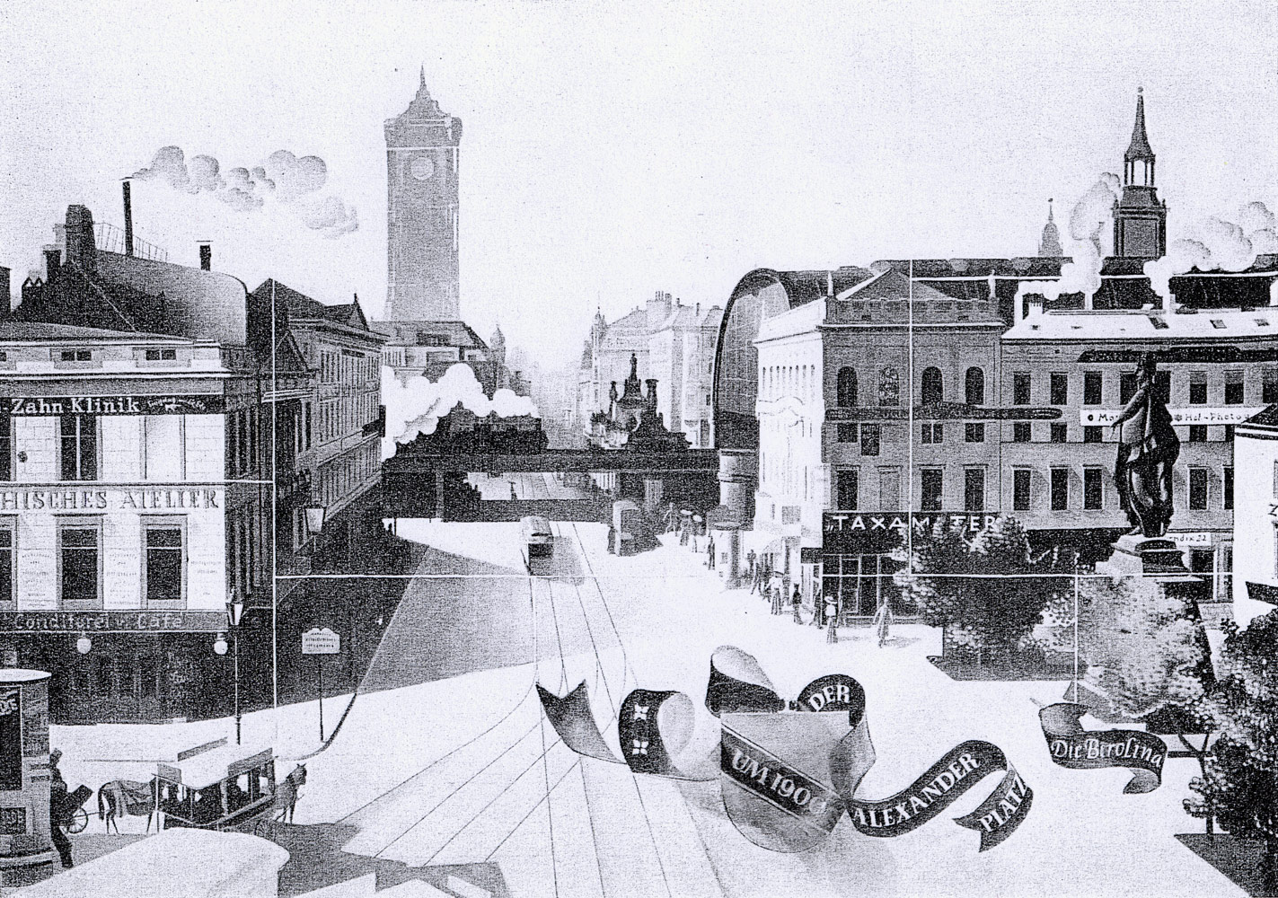 Alexanderplatz – 1900 (ca.)