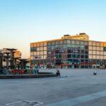 Stadt ohne Menschen - Der Alexanderplatz zu Zeiten der Corona-Krise