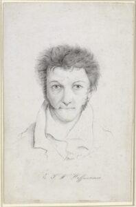 E. T. A. Hoffmann von Ludwig Buchhorn