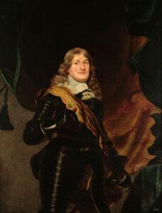 Friedrich Wilhelm, Kurfürst von Brandenburg - Gemälde von Frans Luycx, um 1650/1651