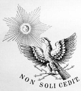 Das Siegel der Berliner Garnisonkirche nach 1722.