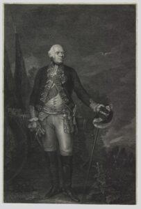 Porträt Friedrich Wilhelms II. von Preußen, von Edward Francis Cunningham & Domenico Cunego, 1786.