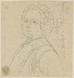 Porträt des Generalfeldmarschalls Dubislaw Gneomar von Natzmer von Adolph Menzel.