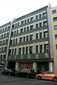 Haus Friedrichstraße 235.
