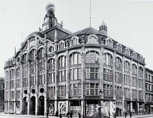 2. Kaufhaus 'Hermann Tietz'